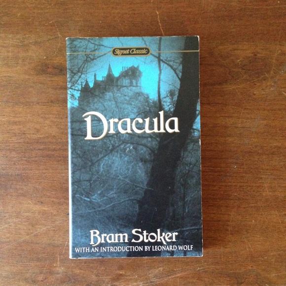 """Bram Stoker """"Dracula"""""""